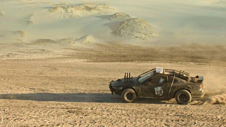dirt-ready Nissan Silvia
