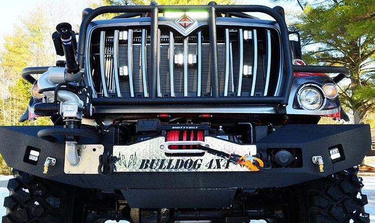 The Bulldog 4×4 Is a Beastly Go-Anywhere Fire Truck From