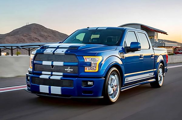shelby unveils 750hp 2017 f 150 super snake street truck throttlextreme. Black Bedroom Furniture Sets. Home Design Ideas