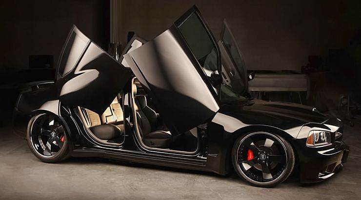 Kindig It Design >> 100 Kick Butt Wide Body Dodge Charger By Kindig It Design