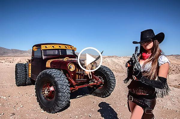 Bang, Bang: Hauk .45 Jeep – A Guns Of The Wild West ...