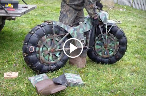 Taurus 2x2 The Bizarre Russian Lightweight Foldable And