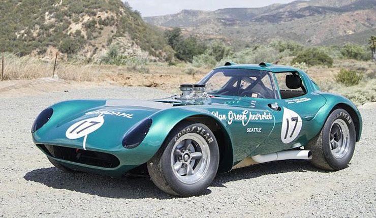 The Legendary 1964 Chevrolet Cheetah A K A The Cobra