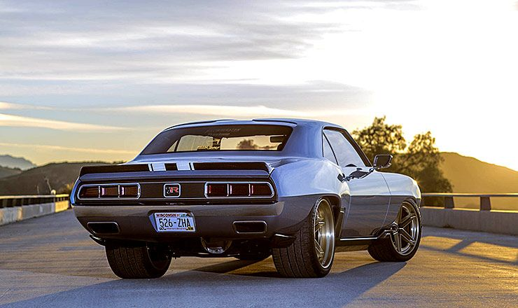 """Extremely Overpowered, Award Winning 1969 Chevrolet Camaro """"G-Code"""" by Ring  Brothers - ThrottleXtreme"""