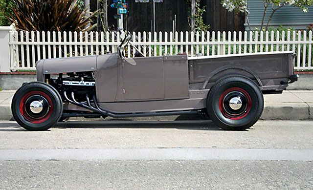 New Life Granting Hot Rods A Second Round 1928 Ford