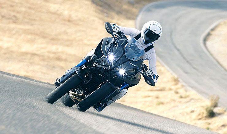 Yamaha Unveils 'NIKEN', a High-Performance Tilting 3-Wheel
