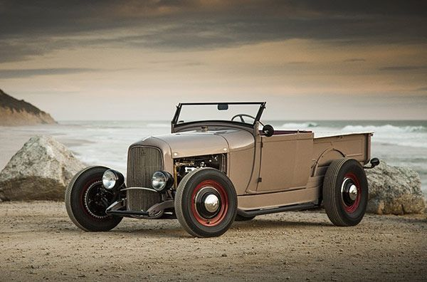 Vw Diesel Truck >> New Life: Granting Hot Rods a Second Round - 1928 Ford Roadster Pick-Up - ThrottleXtreme
