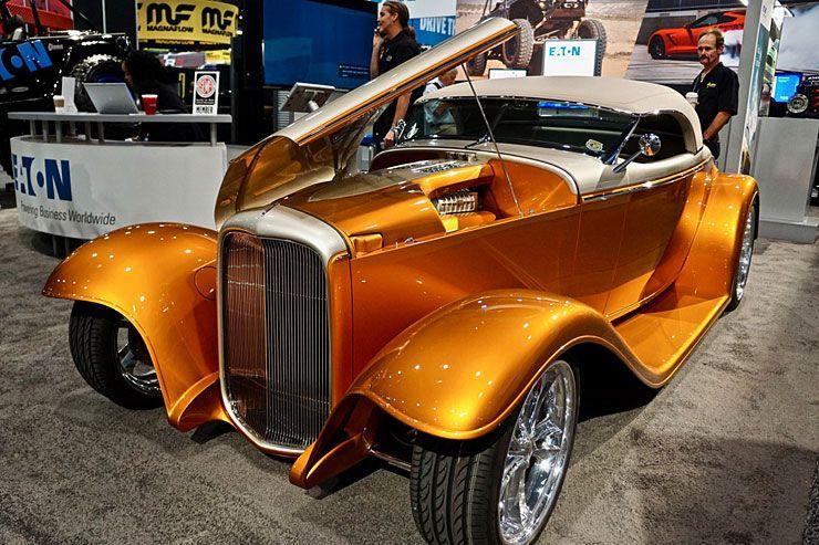 Chip Foose Magnatude Muroc Roadster