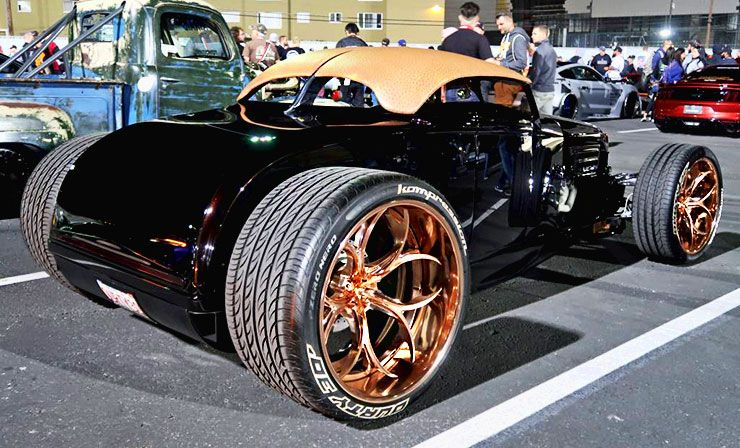 One Of A Kind Custom 1930 Model A Quot Durty 30 Quot Throttlextreme