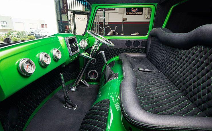 Bliss N Eso VW kombi interior