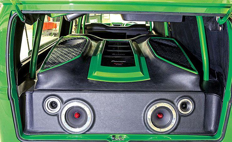 Bliss N Eso VW kombi top