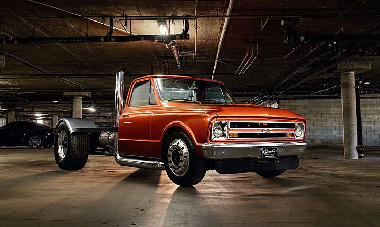 1967 Chevrolet C-10 from Fast and Furious 4