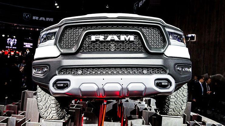 RUGGED and REFINED: 2019 Ram 1500 Rebel - ThrottleXtreme