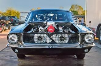 3000hp Mustang Helleanor