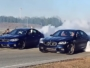 BMW M5 drifting world record