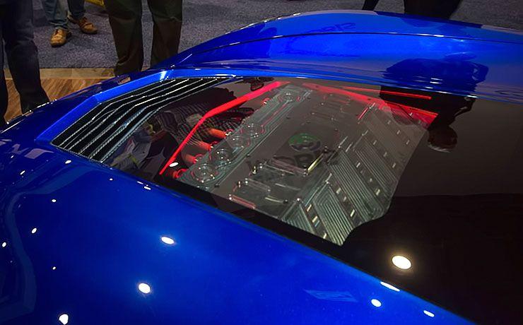 Electric Corvette Genovation GXE