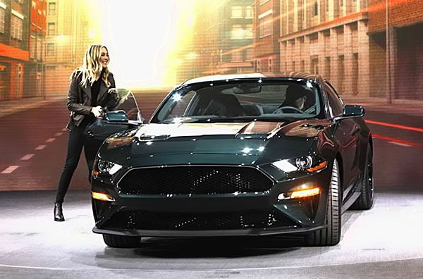 Steve McQueen's Grand-Daughter Molly Drives Up In 2019 ...