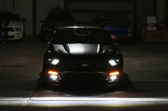 Steeda Mustang Q750 Midnight Edition