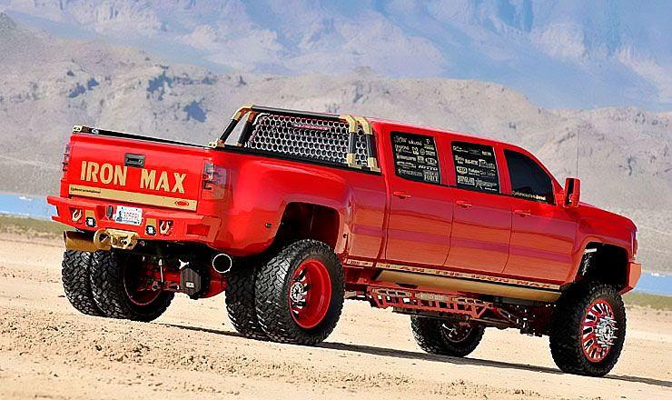 2016 Chevrolet 3500 Iron Max