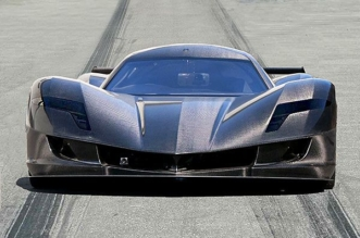 Aspark Owl electric supercar does 0-60 in under 2 seconds