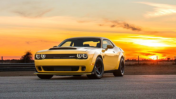 Dodge Demon by Hennessey Performance