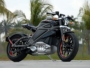 Harley Davidson all-electric motorcycle