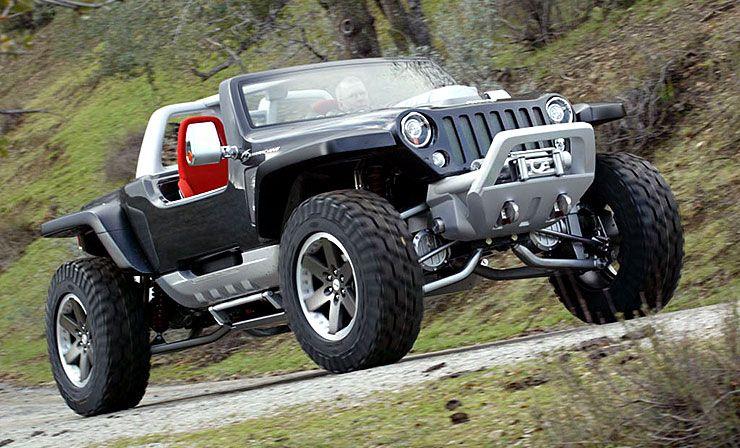 Jeep Hurricane 4x4