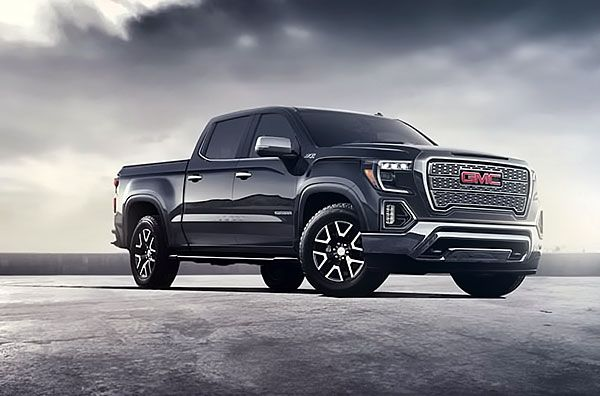 New 2019 GMC Sierra 1500 Gets Carbon-Fiber Bed And a Wacky ...