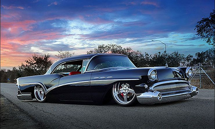 600hp Custom 1957 Buick Special front right