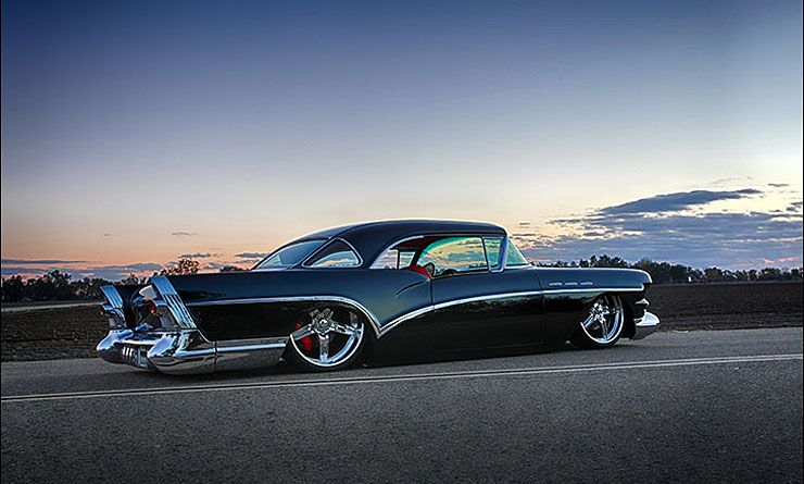 600hp Custom 1957 Buick Special right