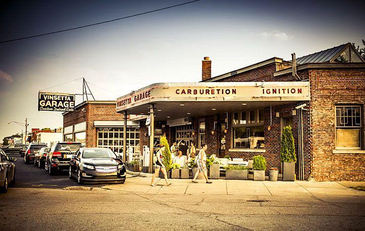 Vinsetta Garage restaurant