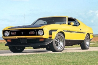 One of One 1971 Boss 302 Mustang prototype