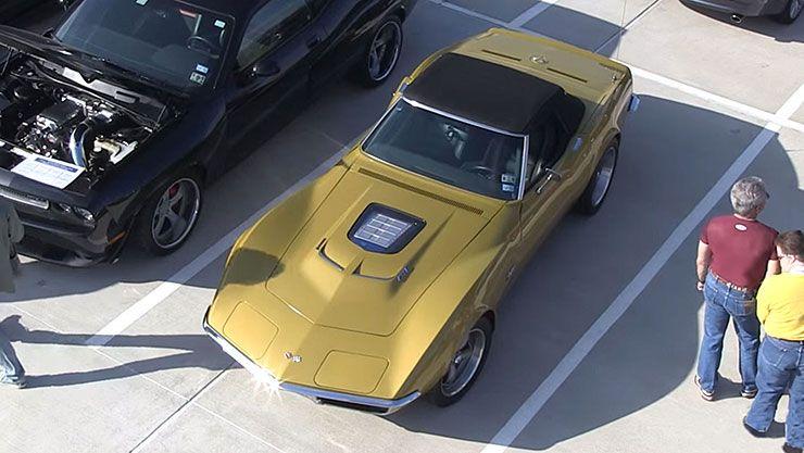 1971 Corvette Stingray ZR1 LS9