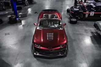 Blackdog Speed Shop Chevrolet Camaro Z/28 convertible