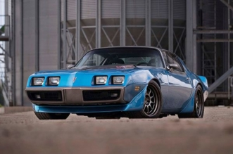The Bird - one of a kind 1000-bhp Trans-Am