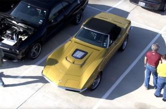 ZR1 LS9-Powered 1971 Corvette Stingray