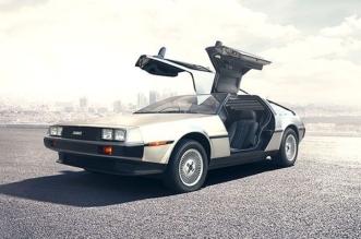 a new DeLorean DMC-12