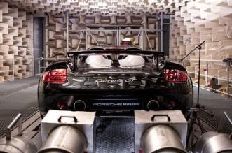best-sounding Porsches