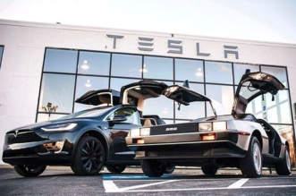is Tesla the next DeLorean?