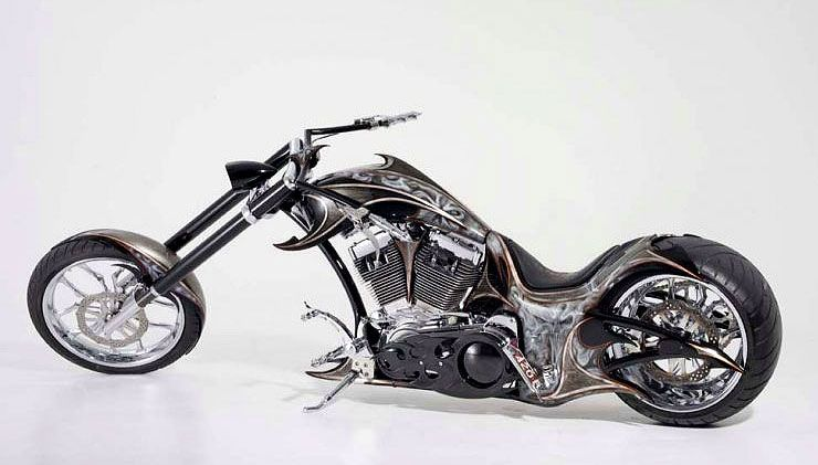 Jamals chopper
