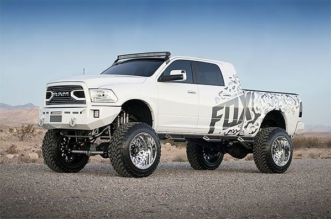 Jeff Dyers 2016 Dodge Ram working truck