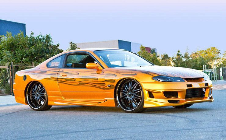 Nissan S15 200SX by Brent Doring