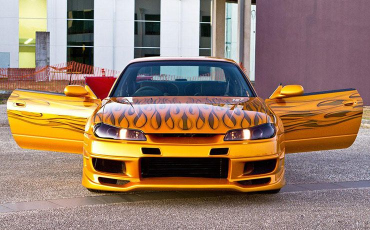 Nissan S15 200SX by iCandy Custom Resprays