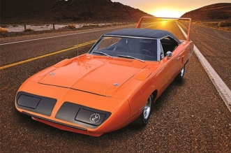 Perfect 1970 Hemi Plymouth Superbird