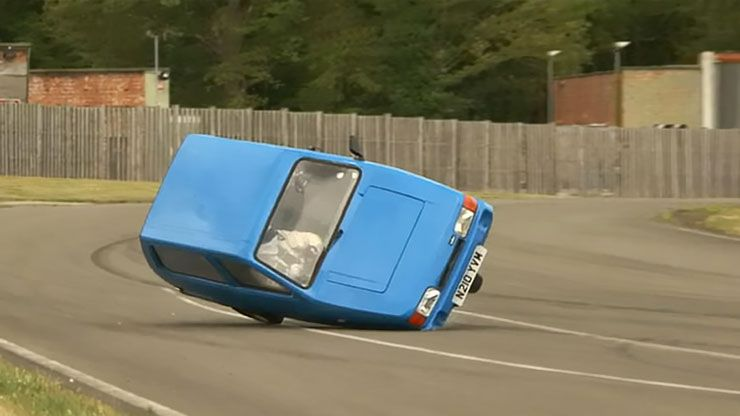 Reliant Robin is best known for its desire to roll over