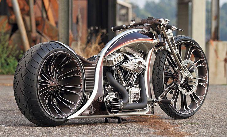 Thunderbike Unbreakable German custom bike