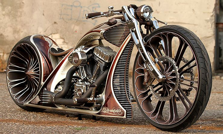 Thunderbike Unbreakable custom bike