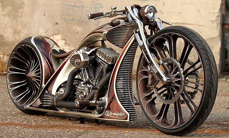 Thunderbike Unbreakable custom bike