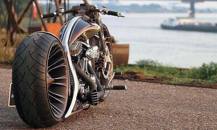 Thunderbike Unbreakable bike rear end