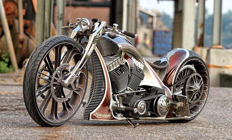 Thunderbike Unbreakable motorcycle